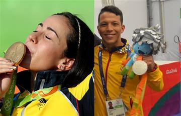 Juegos Paralímpicos: Mariana Pajón felicita a deportistas paralímpicos