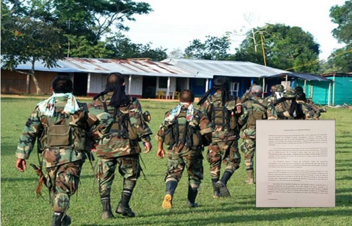 Paramilitares presos respaldan el Sí en el Plebiscito