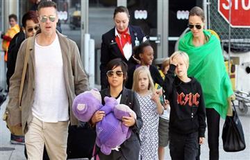 Brad Pitt es investigado por maltrato a sus hijos