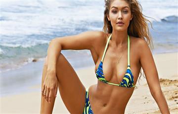 Gigi Hadid, modelo de Victoria's Secret golpea a un bromista