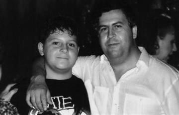 Juan Pablo Escobar en cine y series es