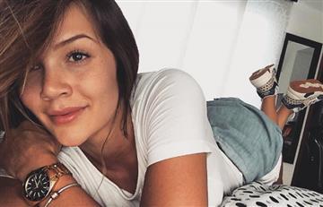 Lina Tejeiro es víctima de robo y le exigen una alta recompensa