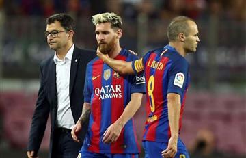 Messi descartado en la próxima convocatoria de la Selección Argentina