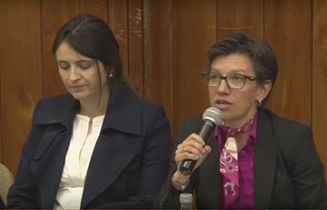 Plebiscito: Paloma Valencia y Claudia López se enfrentan