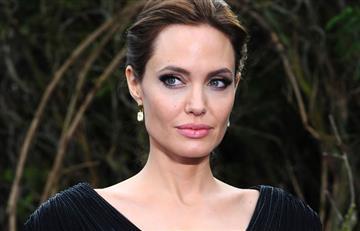 Angelina Jolie: Una joven de 25 años es su doble