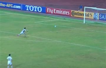 Youtube: Este es el gol más estúpido de todo el año