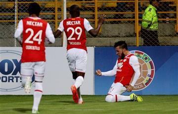 Santa Fe empezó con pie derecho su andar en la Sudamericana