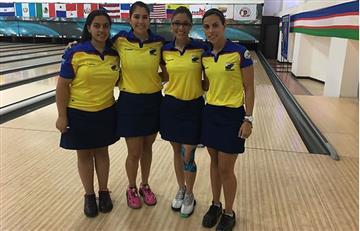 Colombianas son campeonas del Panamericano de Bolos
