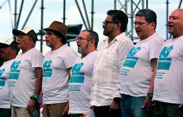Jefes de las Farc viajan a Cartagena para firmar el acuerdo de paz