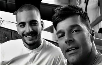 Video de Maluma y Ricky Martín conmociona a fanáticas
