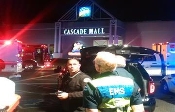 Tiroteo en centro comercial de Washington deja cinco muertos