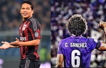 Duelo de colombiano: 'Roca' Sánchez vs Bacca en la Serie A
