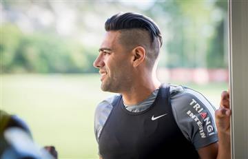 Falcao García no jugaría con el Mónaco en Champions