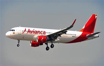 Vuelo internacional de Avianca logra aterrizar sin contratiempos