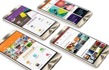 Asus presenta su nueva gama de móviles