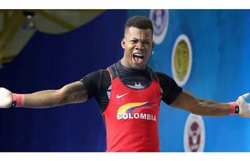 Colombia, campeón continental de pesas