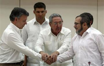 Firma del Acuerdo Final: Minuto a minuto