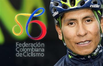 Nairo no corre en Colombia por culpa de la Federación Colombiana de Ciclismo