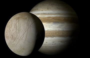 NASA detectaría emisiones de vapor en Júpiter