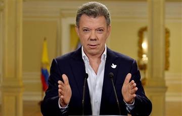 ¿Nobel de Paz para Juan Manuel Santos?