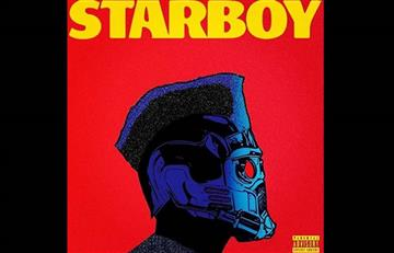"The Weeknd junto a Daft Punk llegan con su single ""Starboy"""