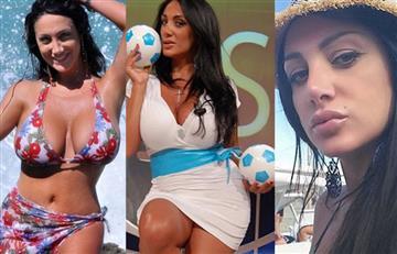 Marika Fruscio, la bella italiana que no perdona a Gonzalo Higuaín