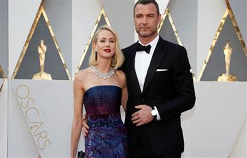 Naomi Watts y Liev Schreiber se divorcian tras 11 años de matrimonio