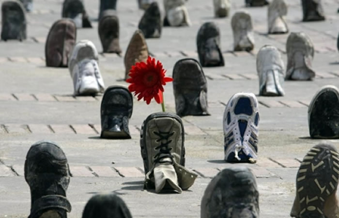 Niño muere por pisar mina antipersona en Huila