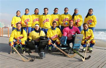 Colombia a cuartos del final del Mundial de Hockey sobre patines