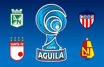 Copa Águila: horarios definidos para las semifinales
