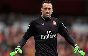 David Ospina amenazó con marcharse del Arsenal