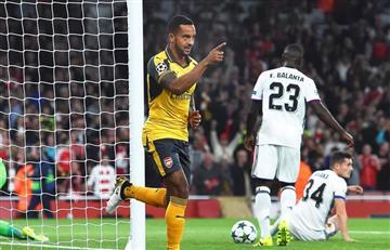 David Ospina festejó y Balanta sufrió con el triunfo del Arsenal