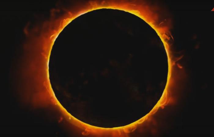 El apocalipsis podría ser la luna negra