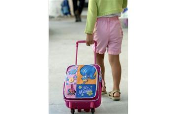 En Cartagena murió una niña de 4 años en un bus escolar