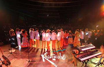 Grammy Latino: Grupo colombiano Kuisitambo está nominado