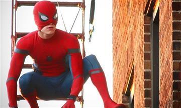 Nuevo Spider-Man sorprende en ropa interior