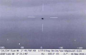 Policía británica detecta OVNI con cámara infrarroja