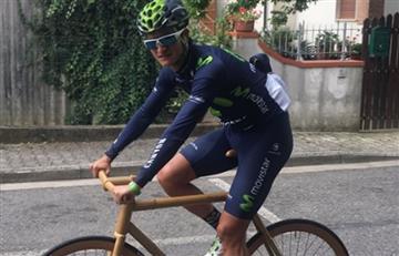 Winner Anacona renueva con el Movistar