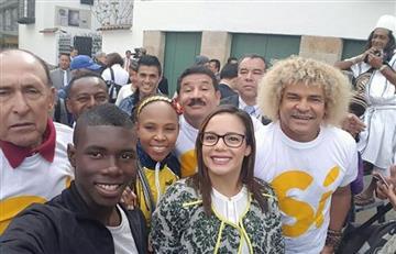 'El Pibe', 'La Chechi' y Yuberjen Martínez, van por el sí