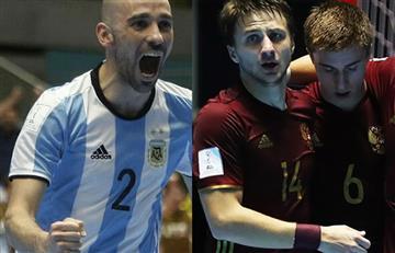 Argentina vs Rusia la final. Irán vs Portugal por el tercer puesto