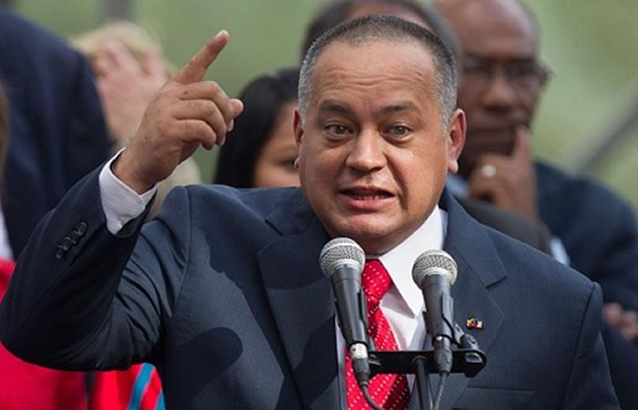 Diosdado Cabello. Foto: EFE