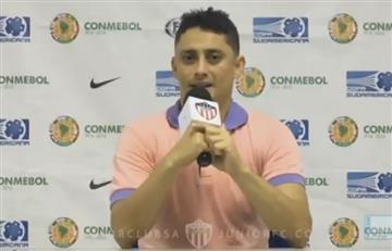 """Giovanni Hernández: """"cuando uno ama a Junior, va a acompañarlo"""""""