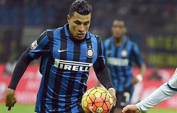 Jeison Murillo y el Inter perdieron en la Europa League