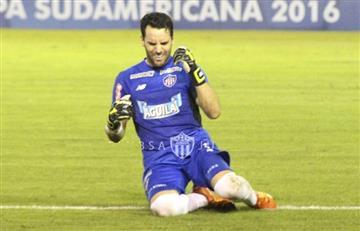 Los penaltis dejan a Junior en cuartos de final de la Sudamericana