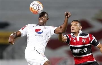 Medellín recibió tres goles pero clasificó
