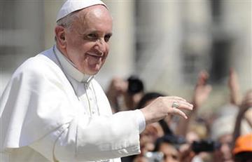 Papa Francisco vendrá a Colombia en e primer trimestre de 2017