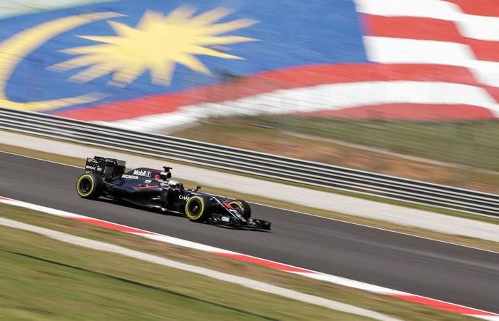 Fórmula1: Fernando Alonso sale de último en Malasya