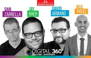 Digital 360 llega a Colombia, el evento que revolucionará la industria digital