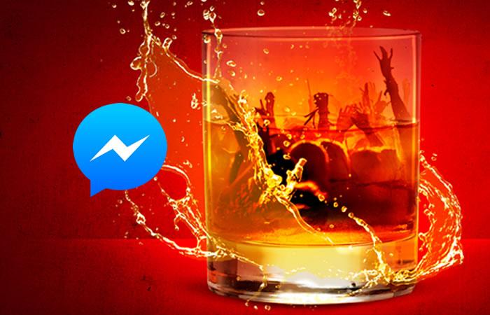 Facebook Messenger te hará un experto en Whisky