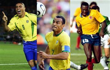 Federación Colombiana de Fútbol: Ronaldo y otras estrellas jugarán en Bogotá